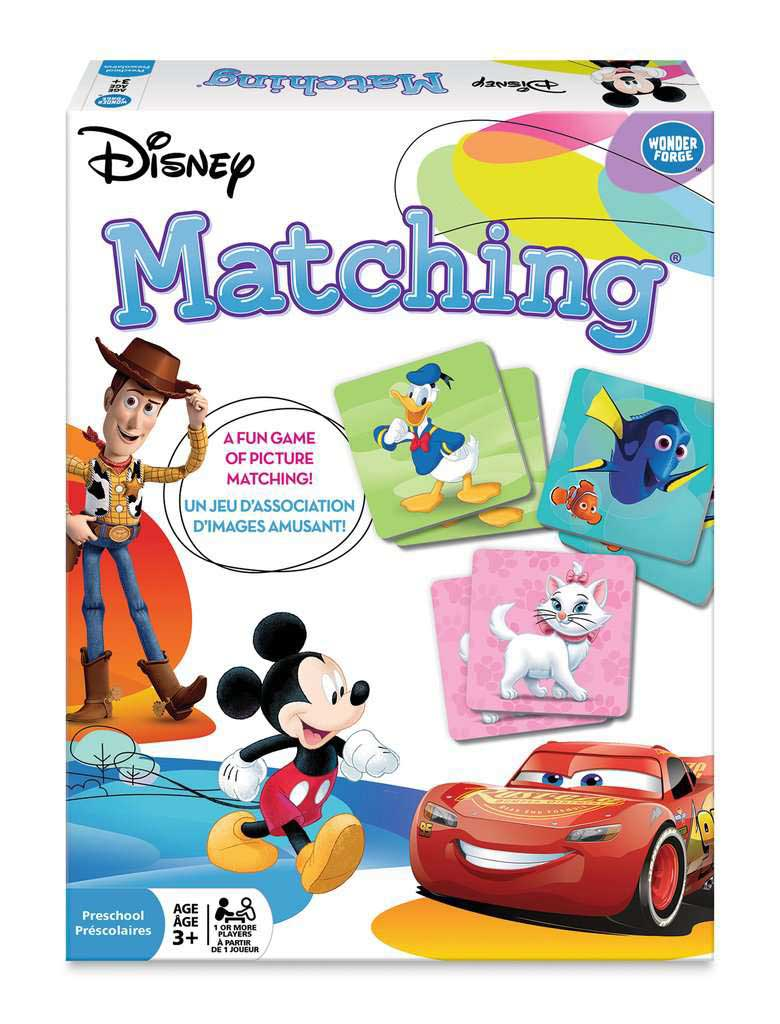 Disney Matching Game - Scratch and Dent