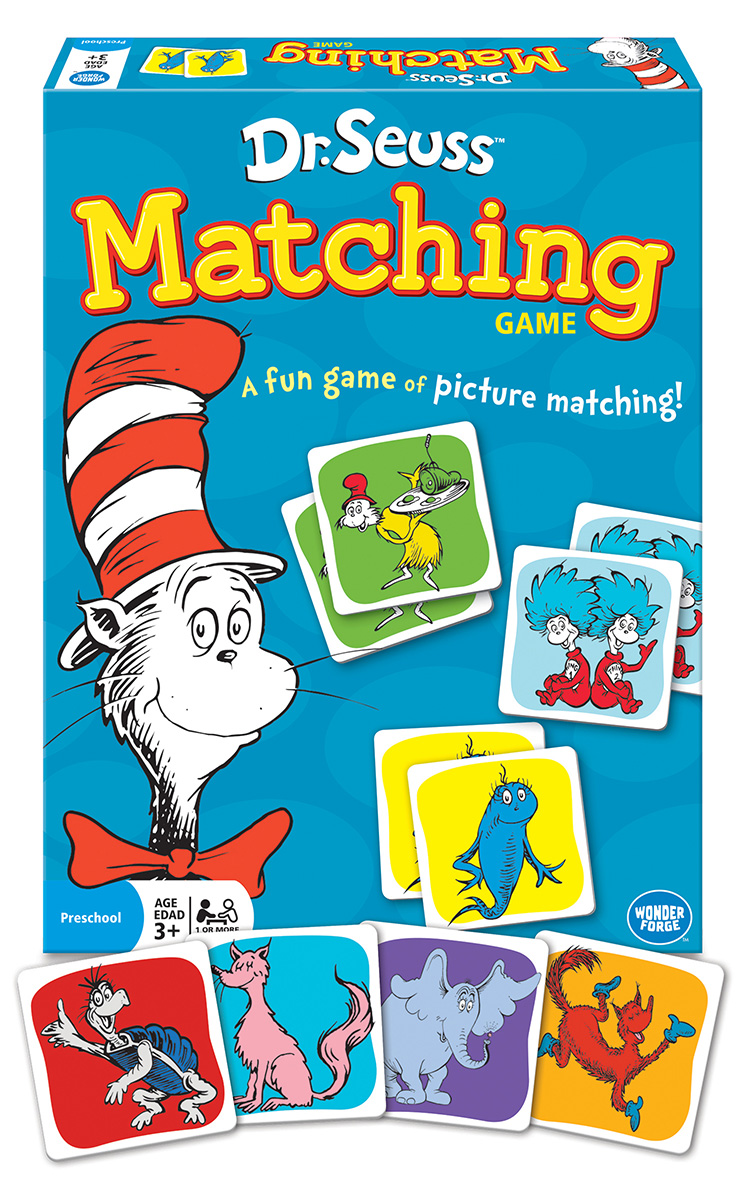 Dr. Seuss™ Matching Game