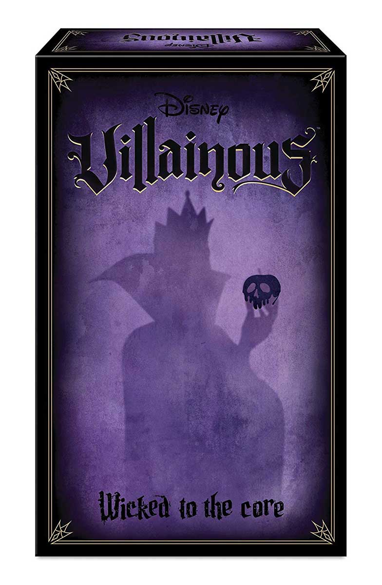 Villainous: Wicked to the Core Ex 1