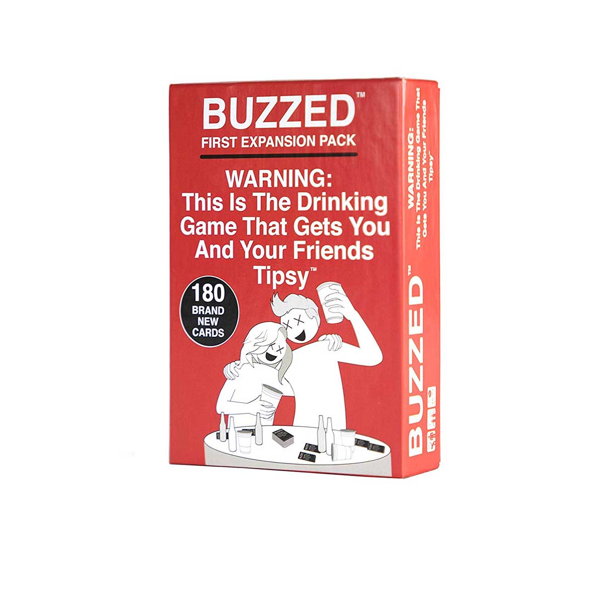 Buzzed Expansion #1