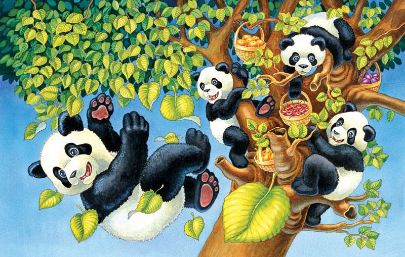 Tumblebears Bears Children's Puzzles