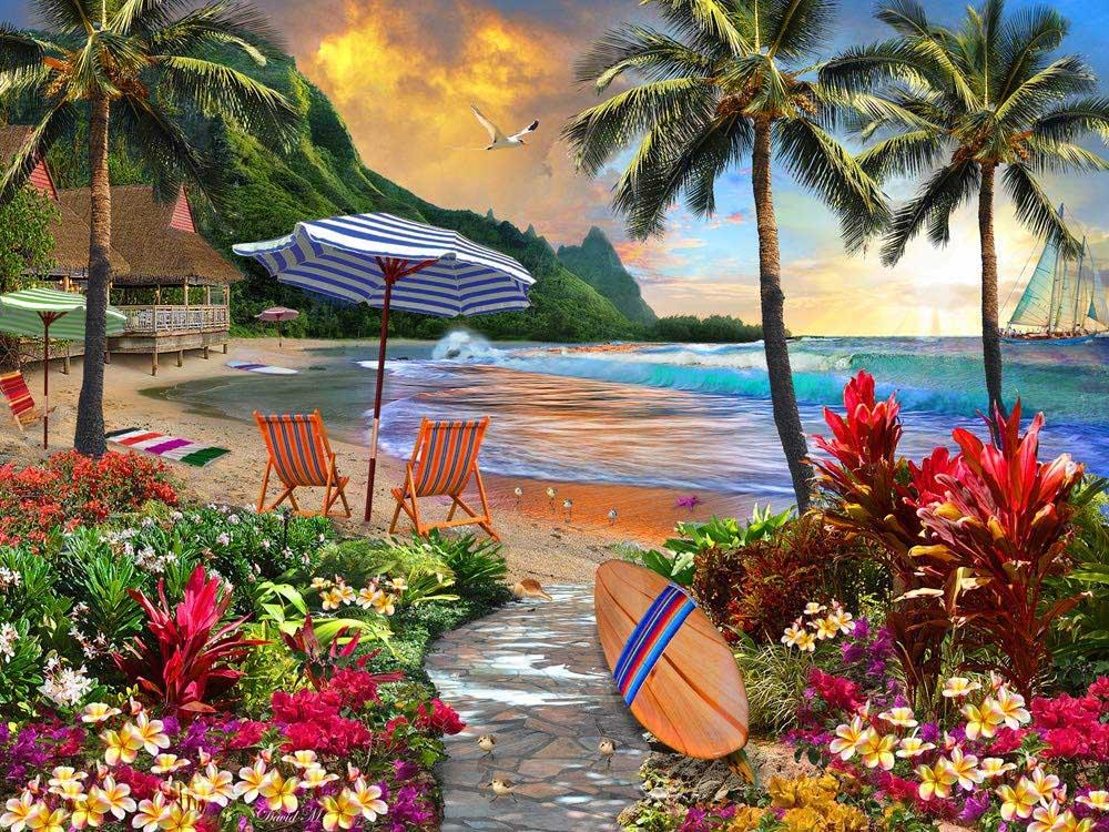 Hawaiian Life Travel Jigsaw Puzzle