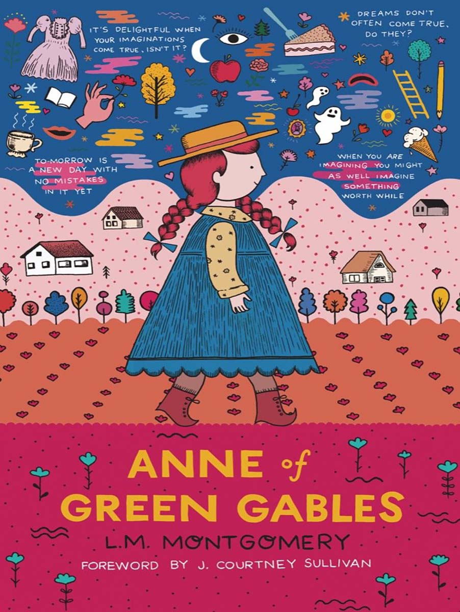 Anne of Green Gables Movies / Books / TV Jigsaw Puzzle
