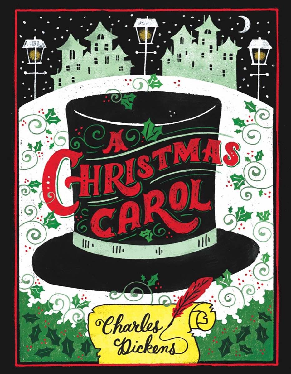 Christmas Carol (Mini) Movies / Books / TV Jigsaw Puzzle