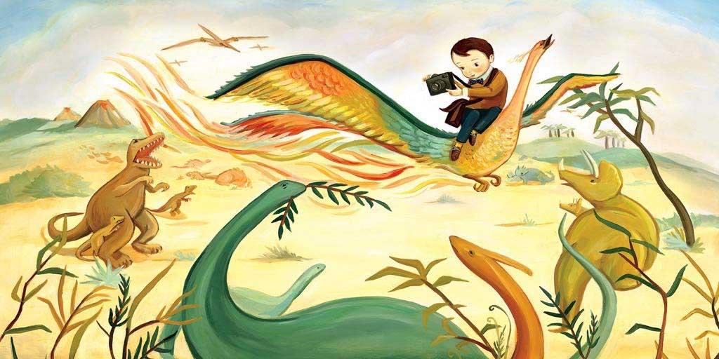 Dinosaur Dream Dinosaurs Children's Puzzles