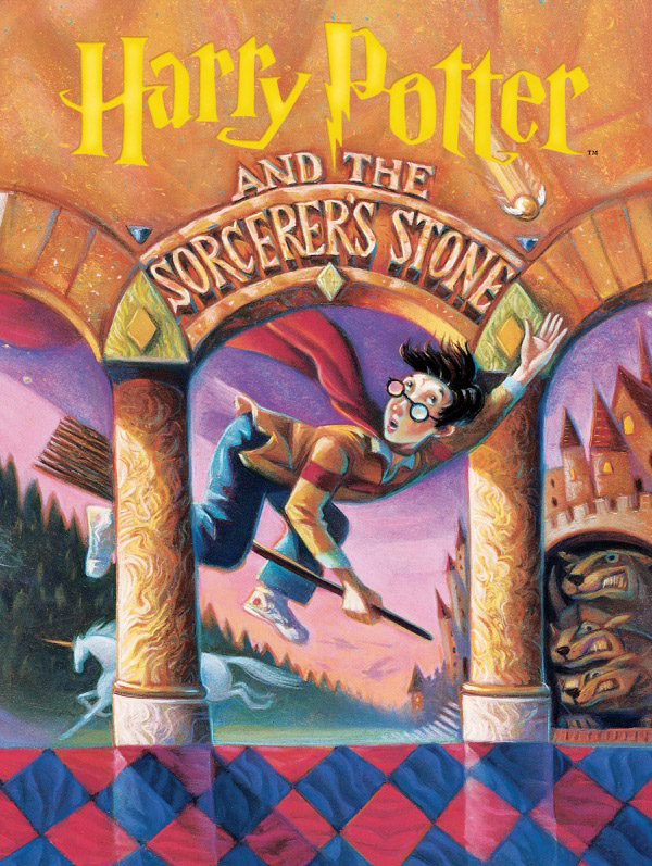 Sorcerer's Stone Movies / Books / TV Jigsaw Puzzle