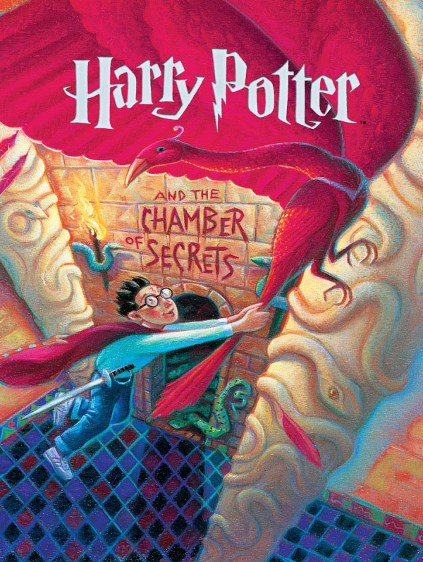 Chamber of Secrets Movies / Books / TV Jigsaw Puzzle