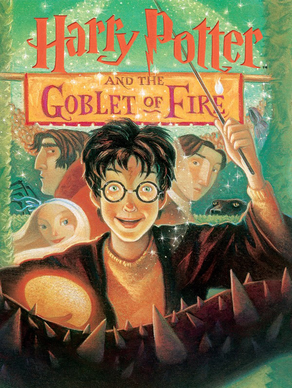 Goblet of Fire Harry Potter Jigsaw Puzzle