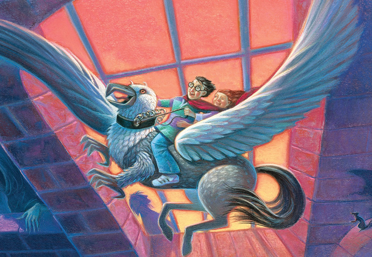 The Hippogriff Movies / Books / TV Jigsaw Puzzle