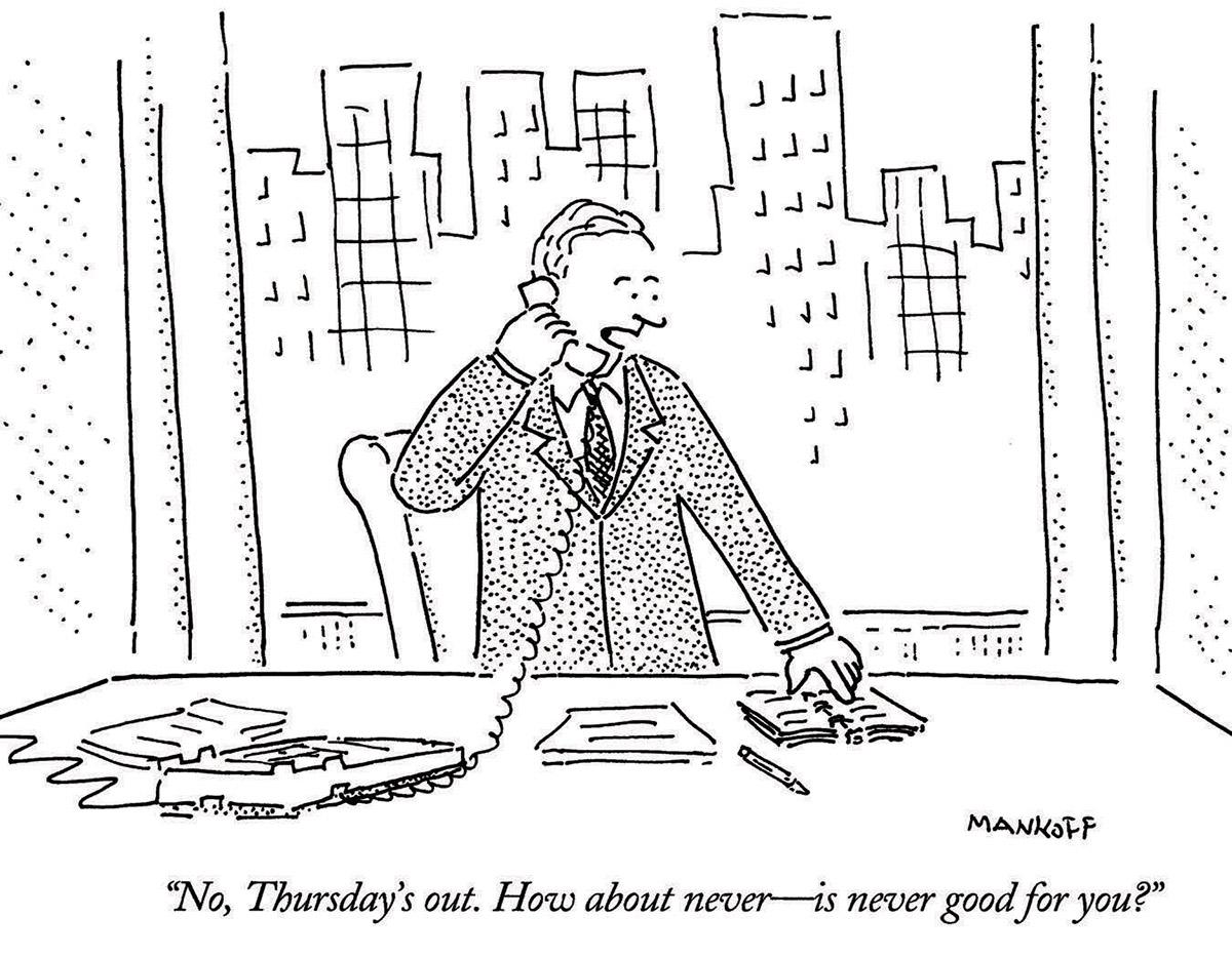 How About Thursday (Mini) Cartoons Jigsaw Puzzle