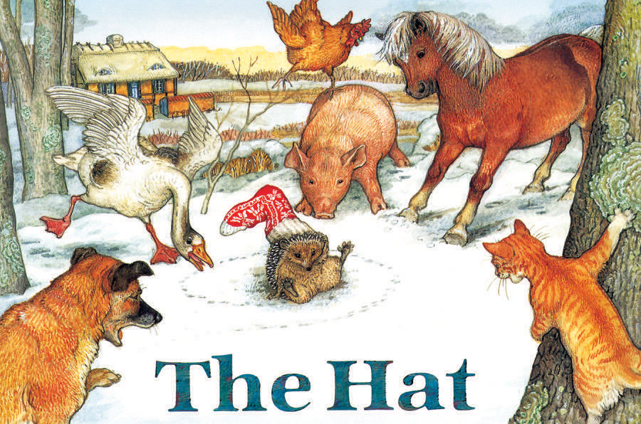 The Hat Movies / Books / TV Jigsaw Puzzle
