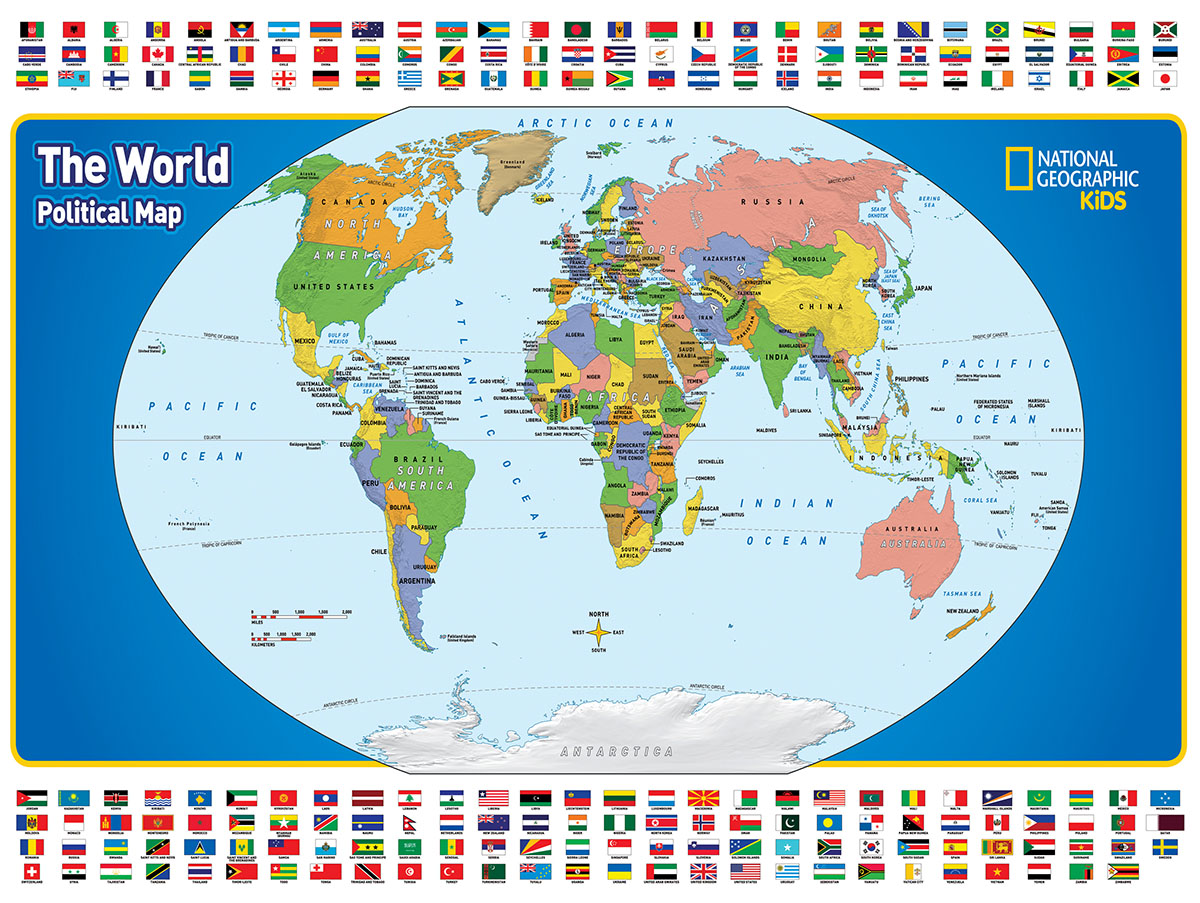 The world kids map jigsaw puzzle puzzlewarehouse the world kids map educational jigsaw puzzle gumiabroncs Gallery