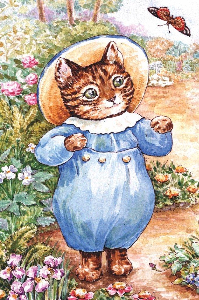 Tom Kitten (Mini) Movies / Books / TV Jigsaw Puzzle