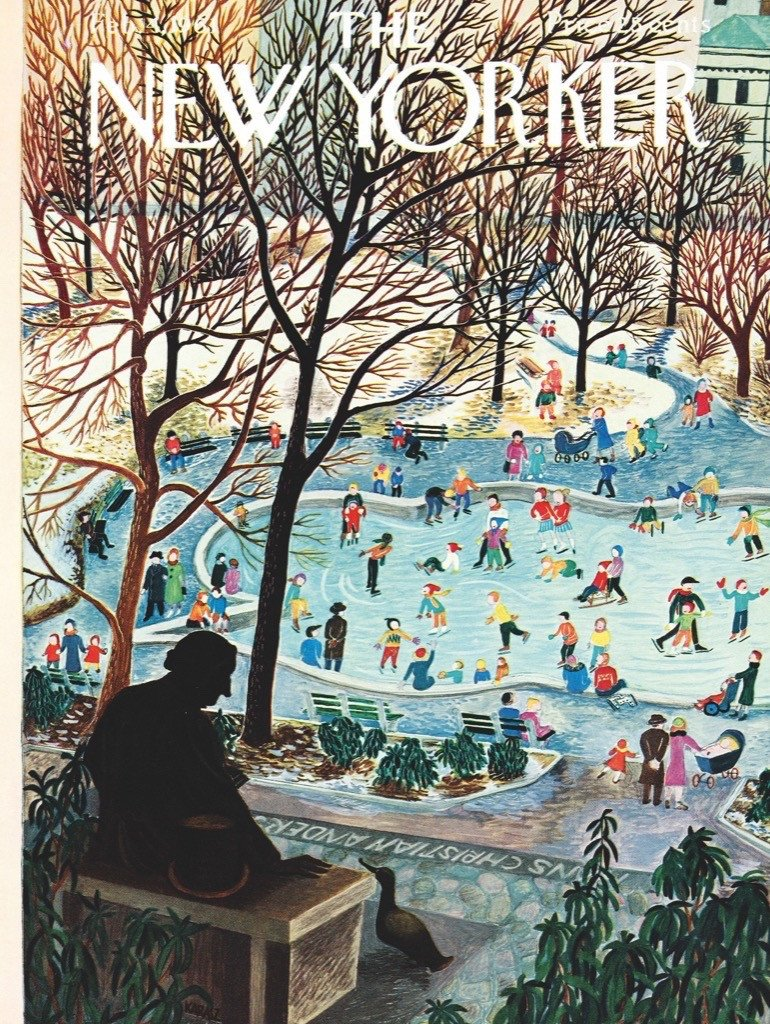 Skating in the Park Magazines and Newspapers Jigsaw Puzzle