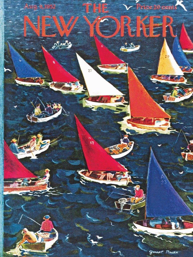 Tactless Tacking Boats Jigsaw Puzzle