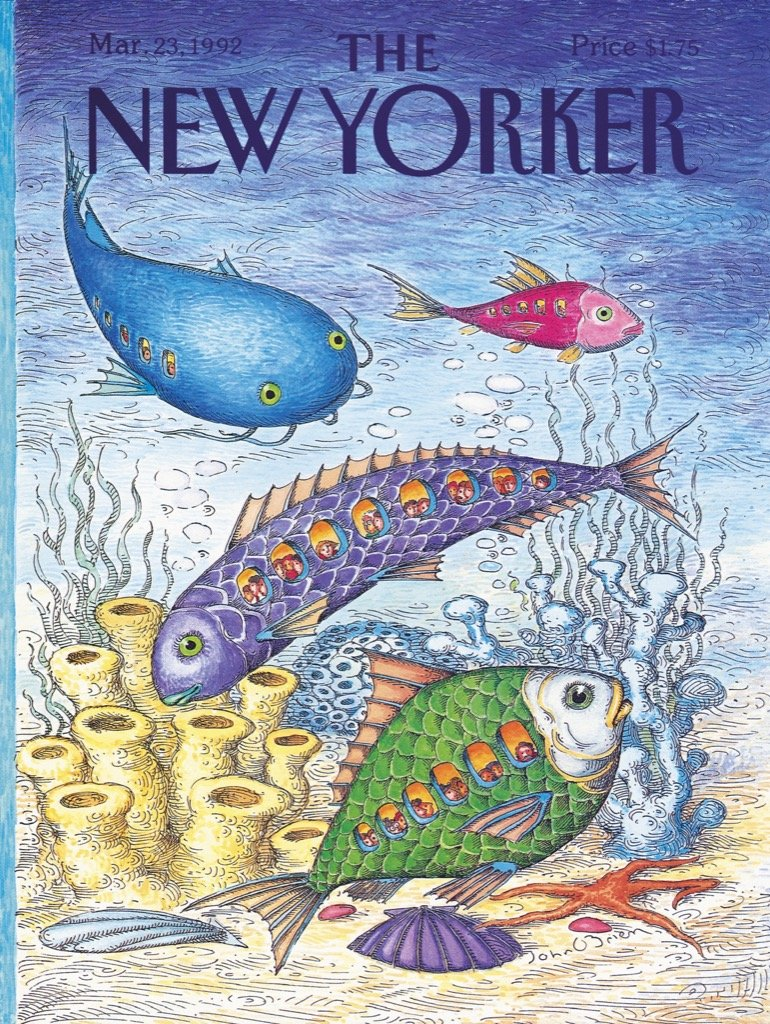 Underwater Adventure Magazines and Newspapers Jigsaw Puzzle