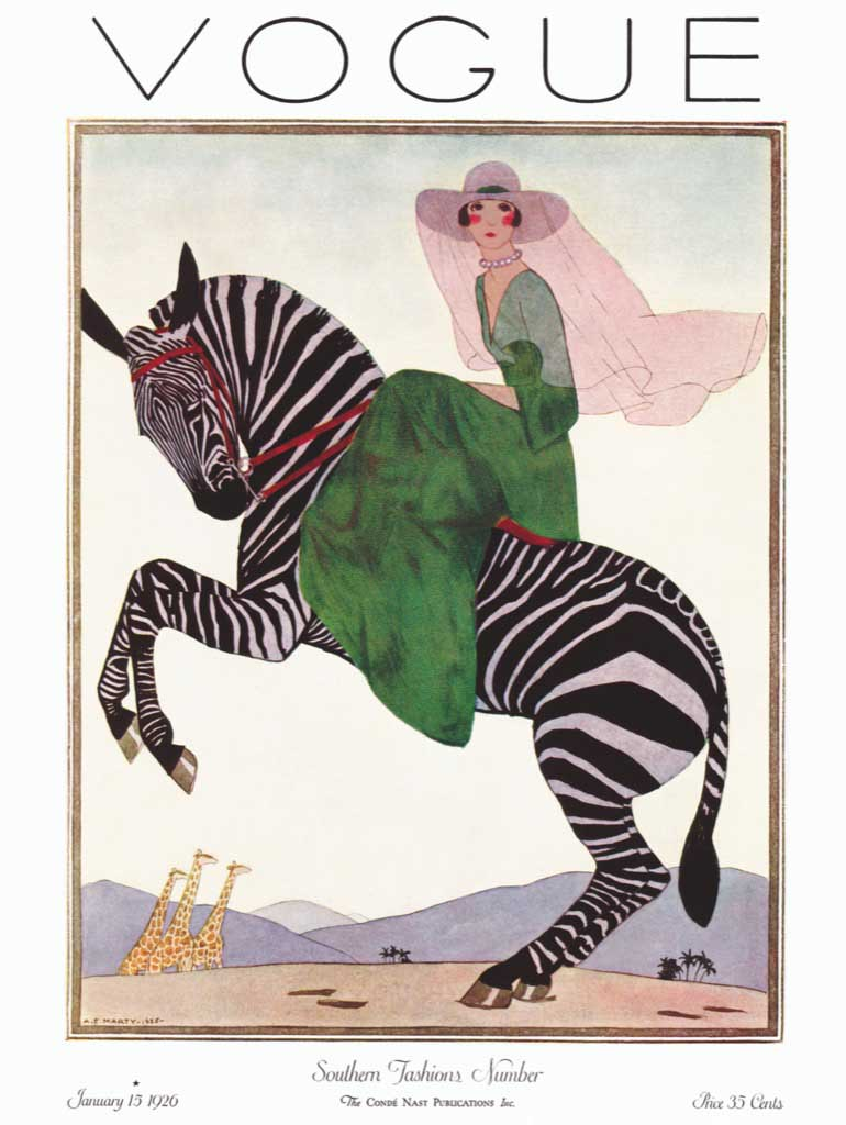 Lady on a Zebra People Jigsaw Puzzle