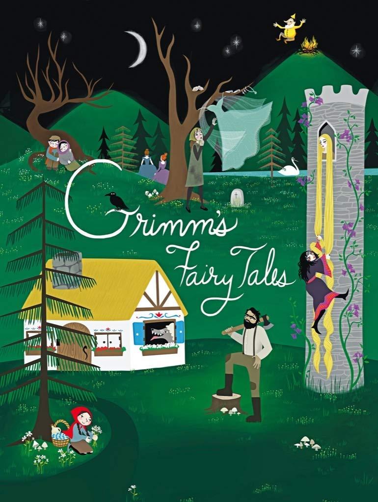 Grimm's Fairytales Fantasy Jigsaw Puzzle