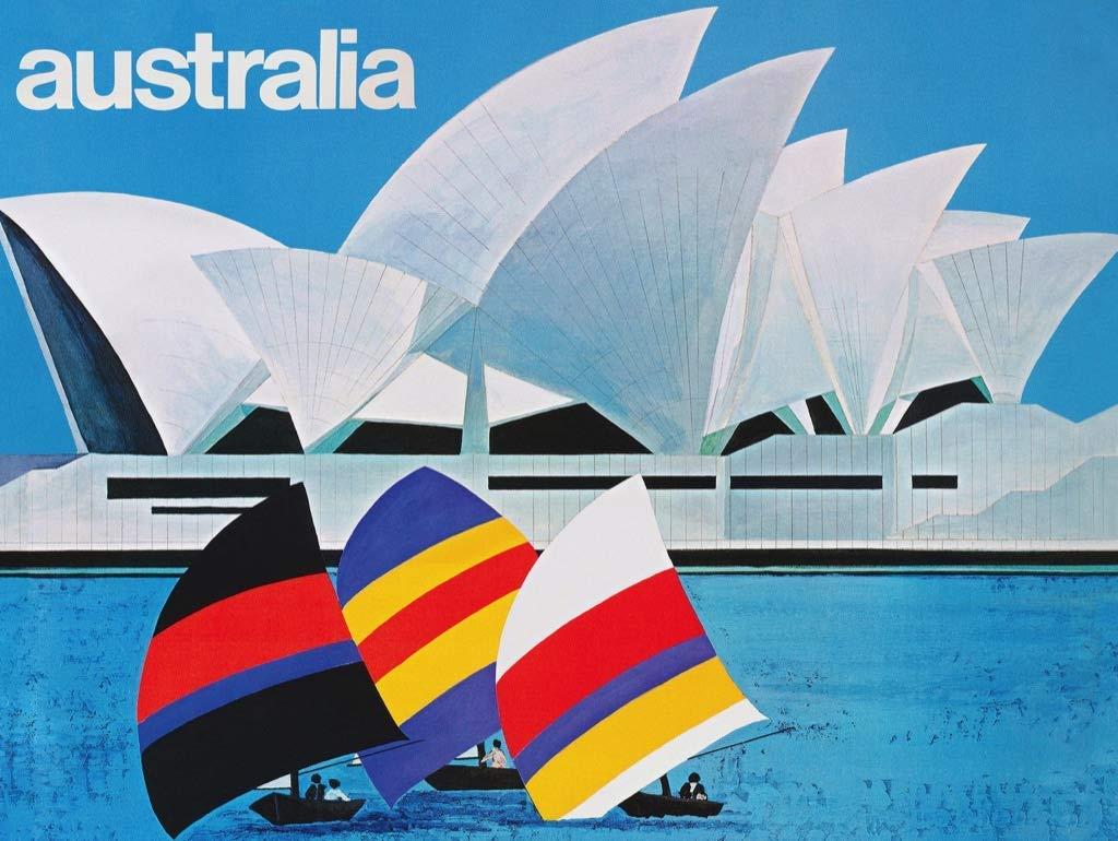 Sydney Opera House Landmarks / Monuments Jigsaw Puzzle