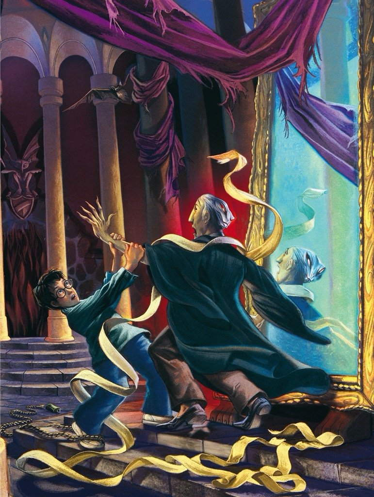 Unravelling Quirrell Fantasy Jigsaw Puzzle