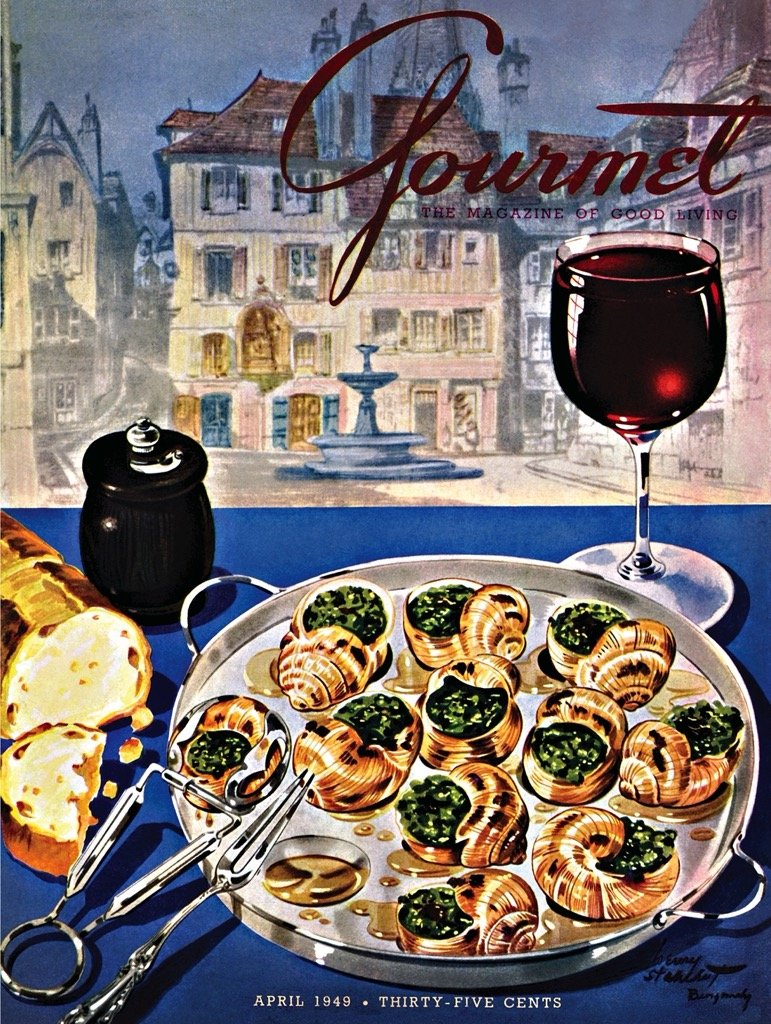 Escargot Food and Drink Jigsaw Puzzle
