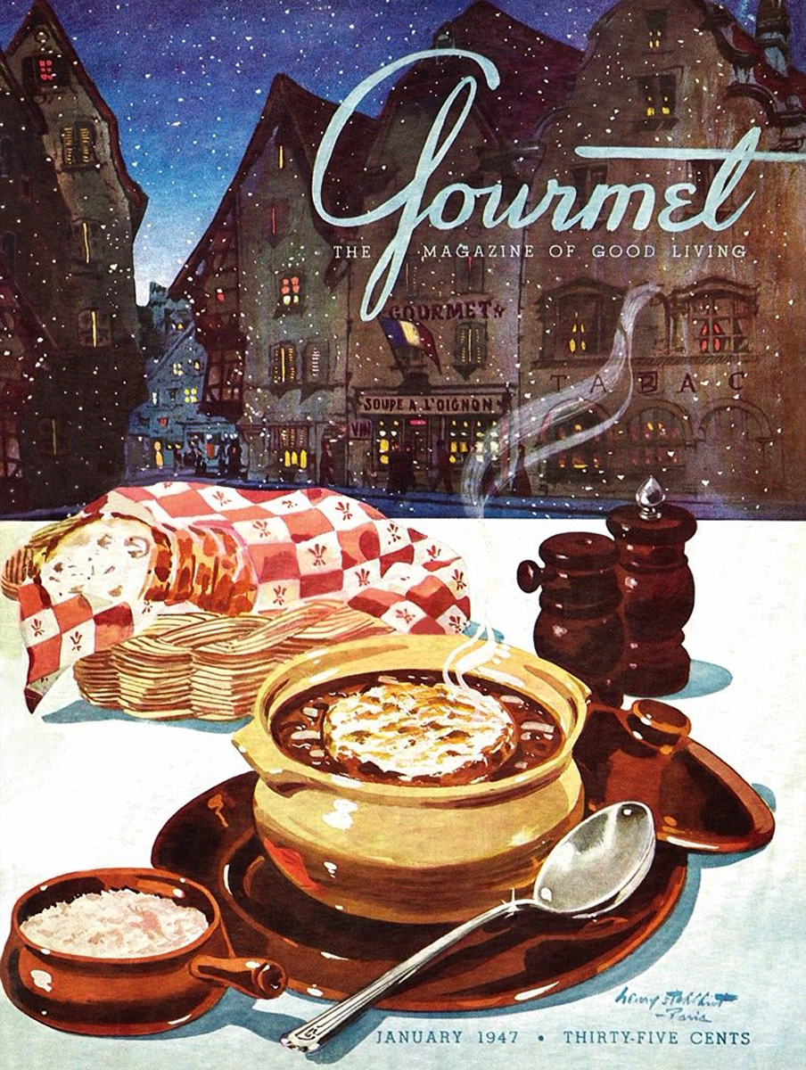 French Onion Soup Food and Drink Jigsaw Puzzle