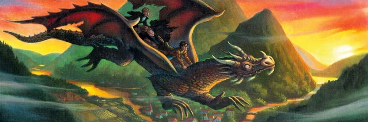 Escape from Gringotts Harry Potter Jigsaw Puzzle