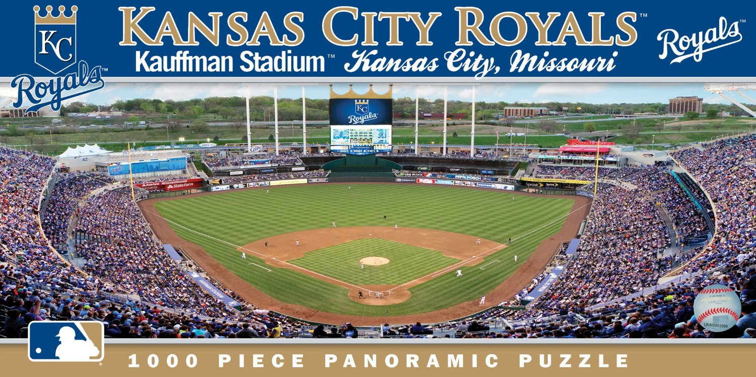 kansas city royals jigsaw puzzle. Black Bedroom Furniture Sets. Home Design Ideas