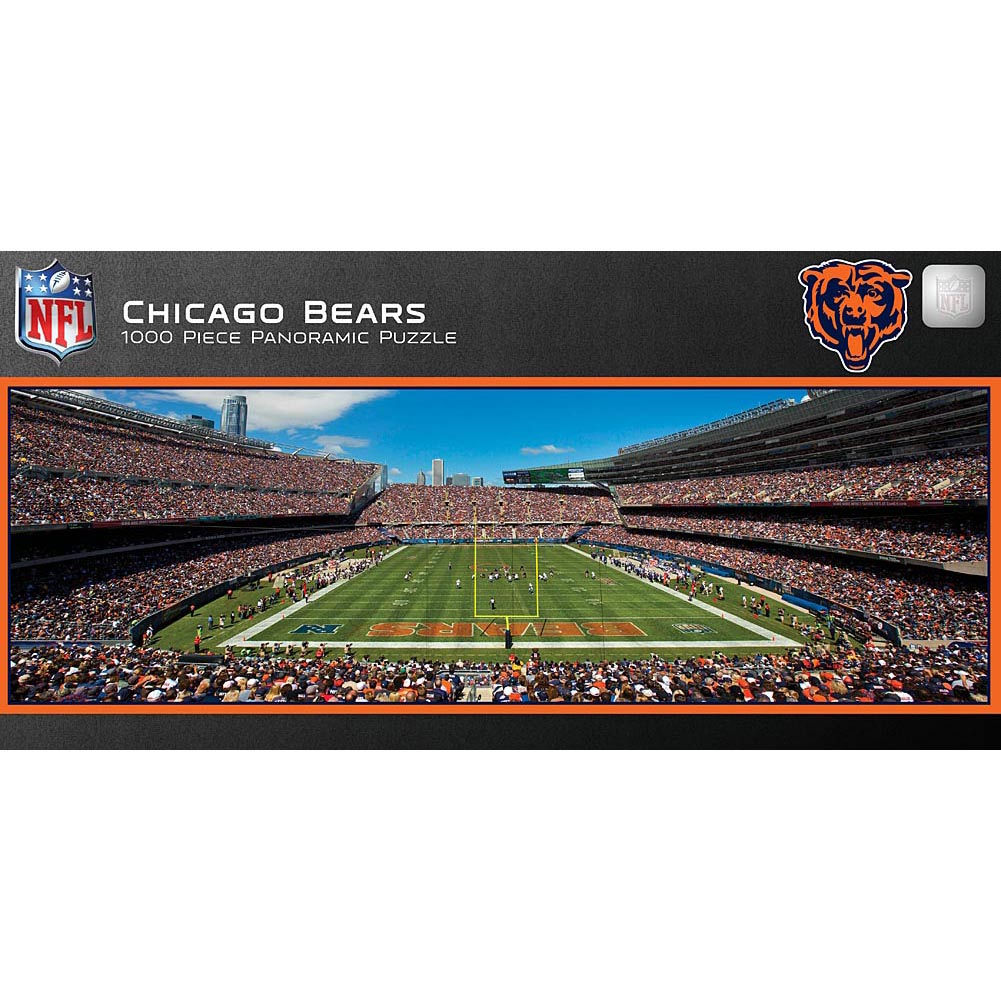 Chicago Bears Sports Jigsaw Puzzle