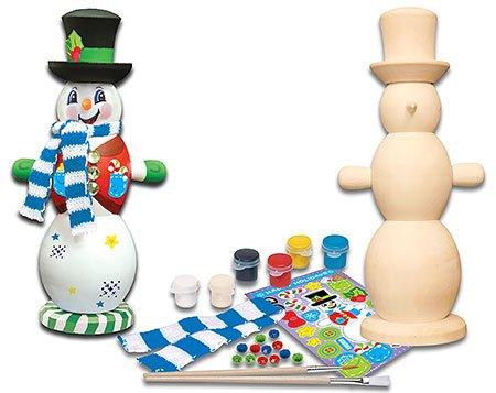 Works of Ahhh… Snowman Snowman