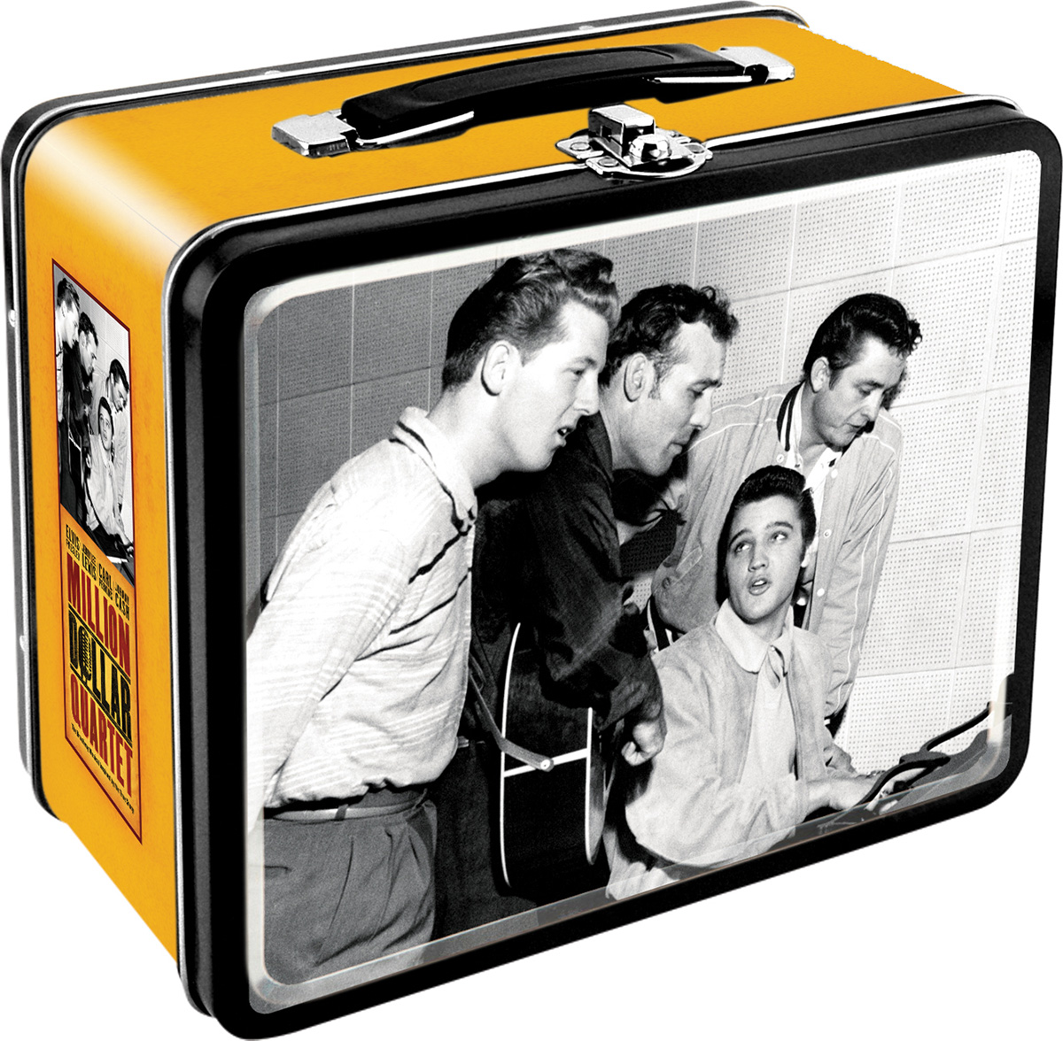 Million Dollar Quartet Large Fun Box Collectible Packaging