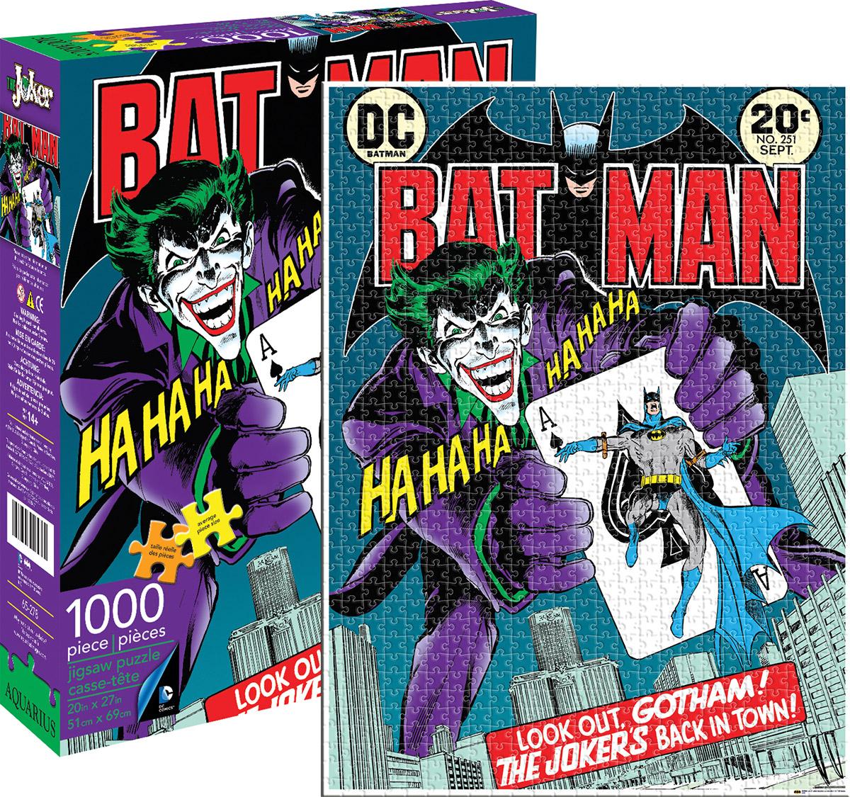 DC Comics Joker Movies / Books / TV Jigsaw Puzzle