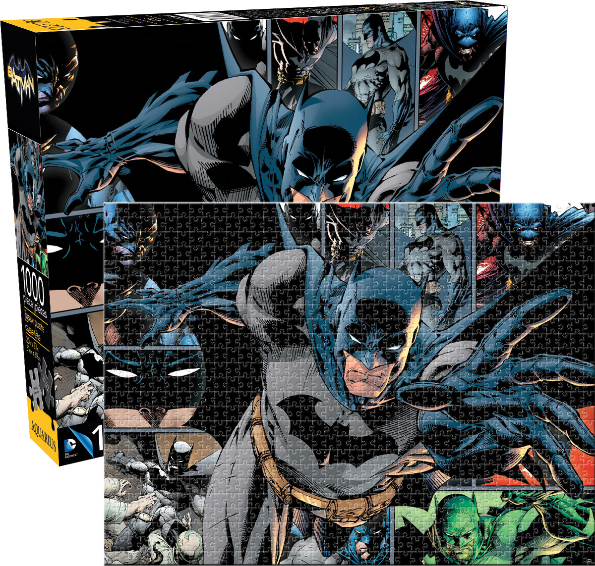 Batman Dc Comics Jigsaw Puzzle Puzzlewarehouse Com