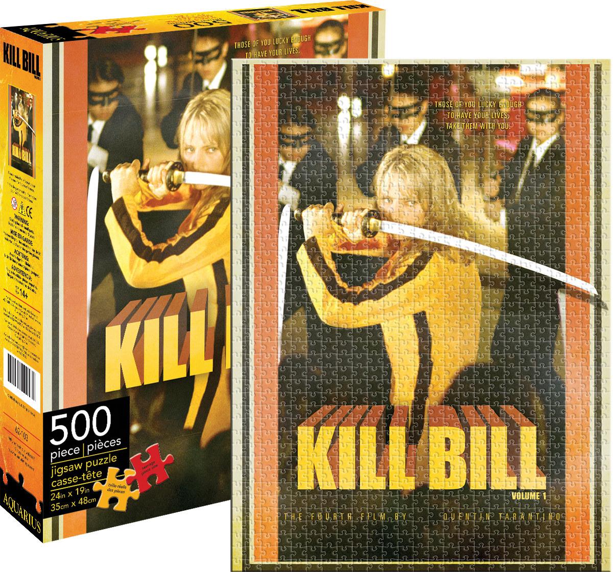 Kill Bill Movies / Books / TV Jigsaw Puzzle