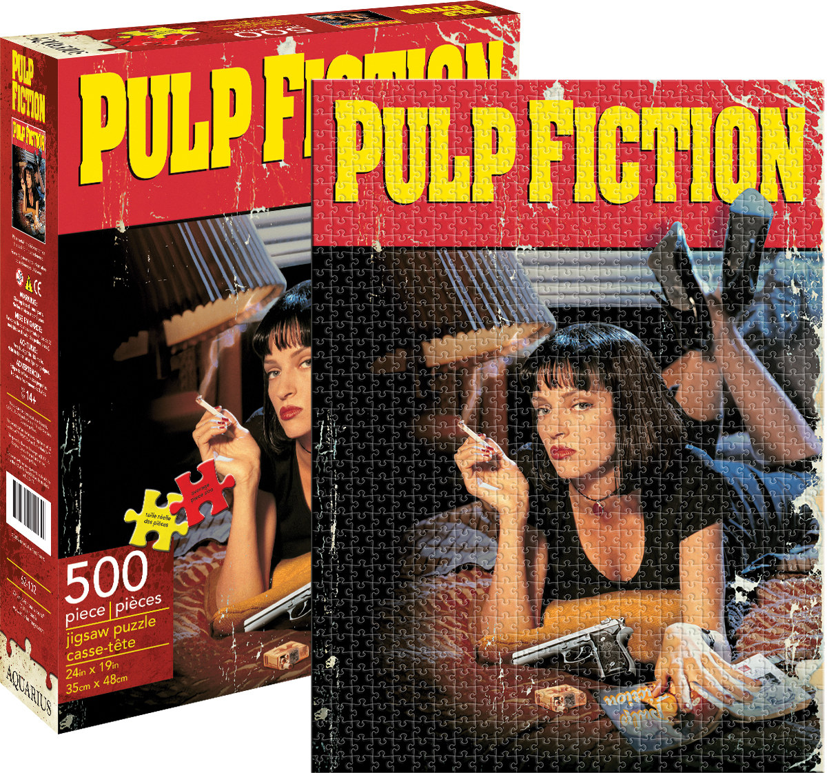 """quentin tarantinos pulp fiction created new genre for film lovers Like a shot of adrenaline to the heart, """"pulp fiction"""" changed the movie landscape when it opened on oct 14, 1994 quentin tarantino's ode to crime and pop-culture was a bold new cinematic."""