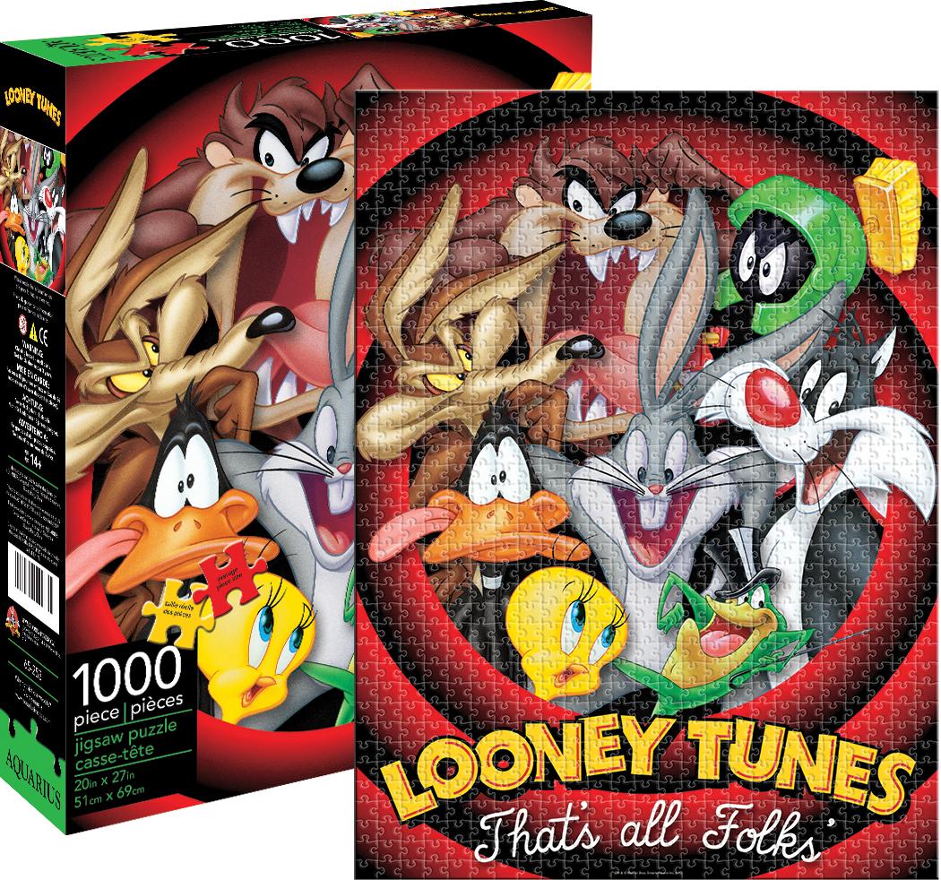 Looney Tunes Cartoons Jigsaw Puzzle