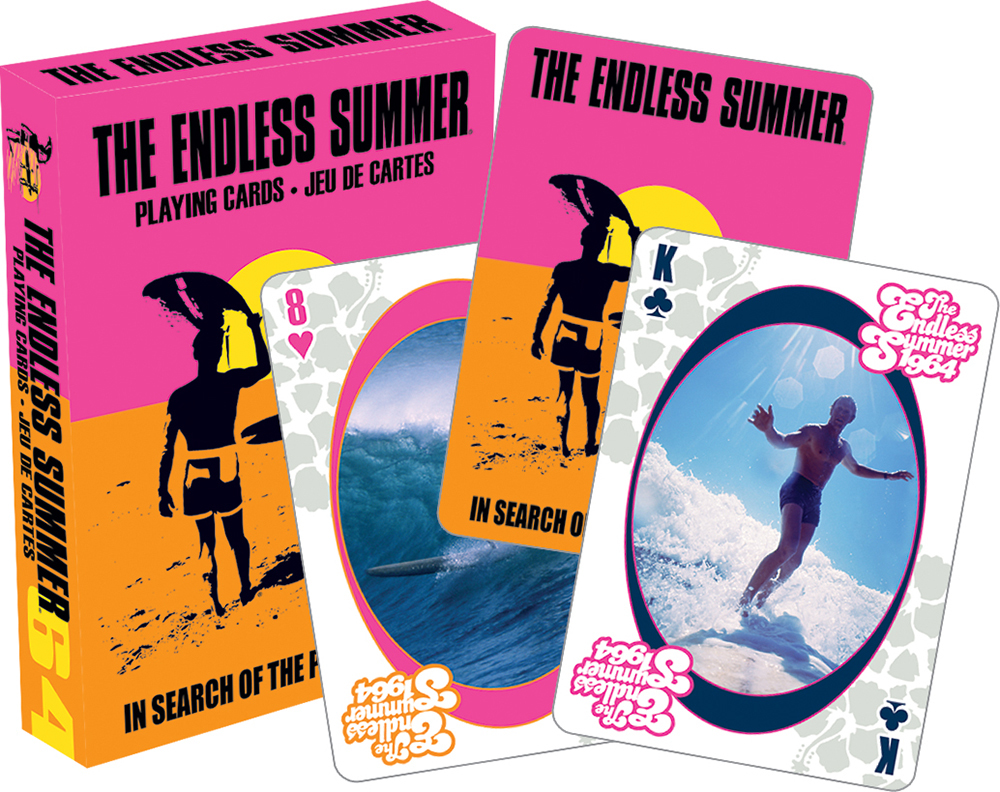 Endless Summer Playing Cards Summer