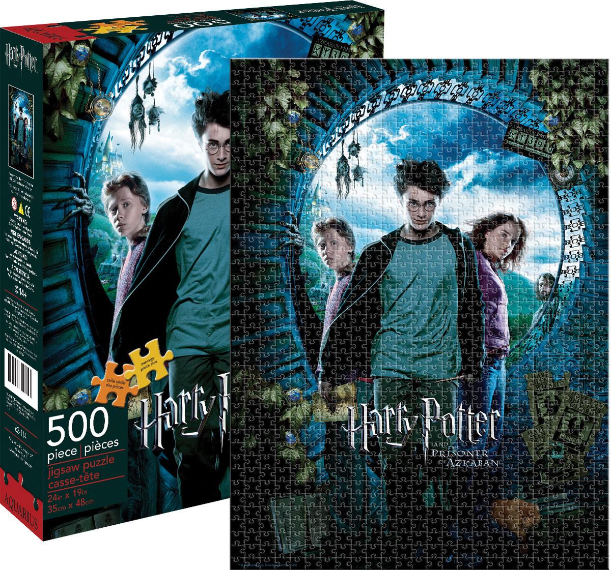 Harry Potter Prisoner of Azkaban Fantasy Jigsaw Puzzle