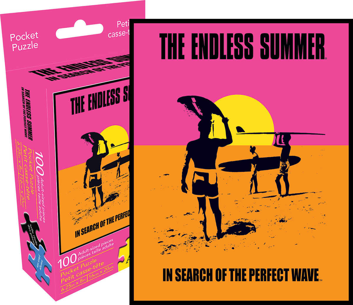 Endless Summer (Pocket Puzzle) Movies / Books / TV Jigsaw Puzzle