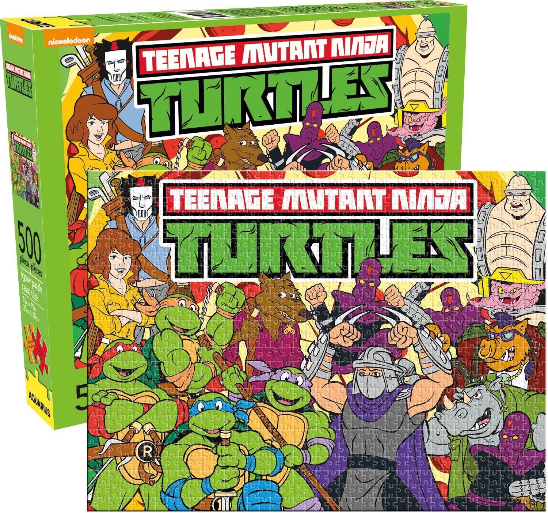 Teenage Mutant Ninja Turtles Movies / Books / TV Jigsaw Puzzle