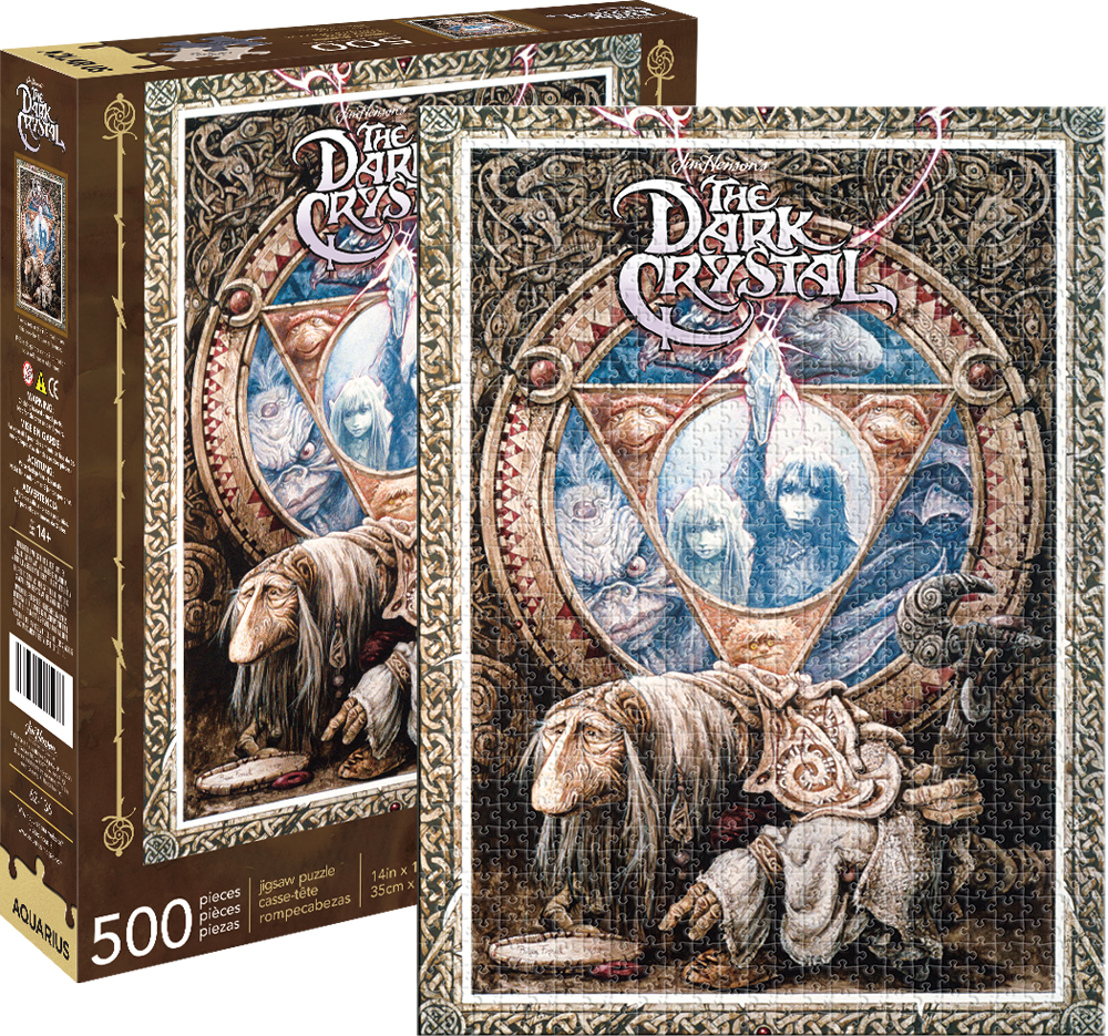 The Dark Crystal Movies / Books / TV Jigsaw Puzzle