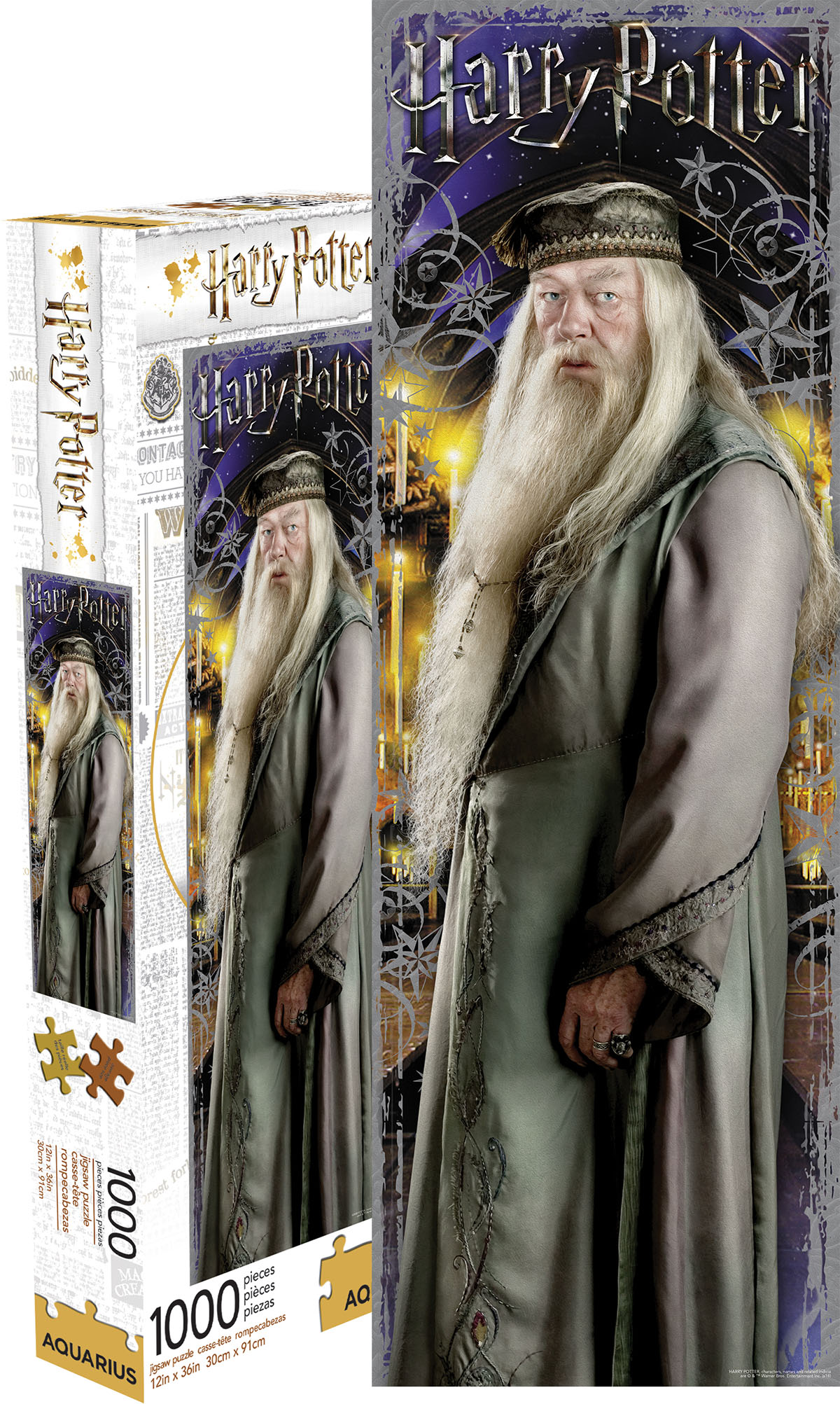 Dumbledore Movies / Books / TV Jigsaw Puzzle
