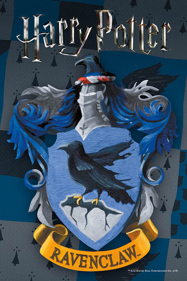 Harry Potter Ravenclaw Movies / Books / TV Jigsaw Puzzle