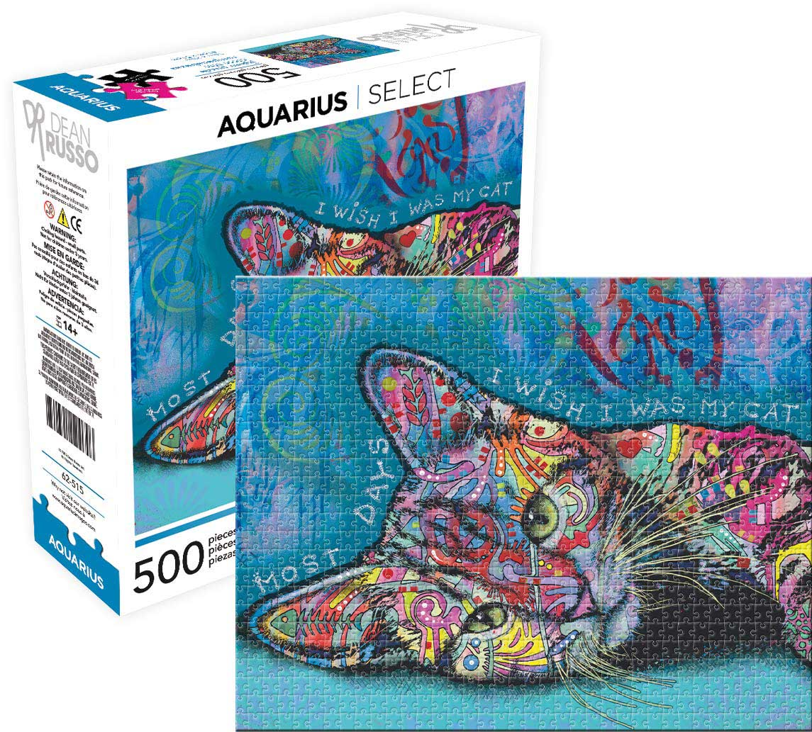 DR- Cat II AS Cats Jigsaw Puzzle