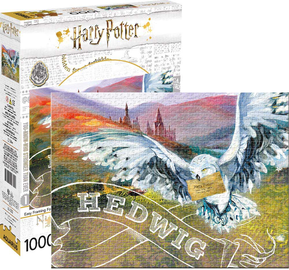 Harry Potter-Hedwig Harry Potter Jigsaw Puzzle