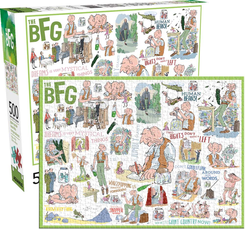 The BFG Movies / Books / TV Jigsaw Puzzle