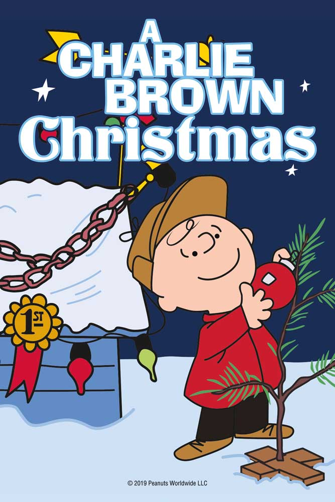 Charlie Brown Christmas Puzzle In A Tube (Mini) Cartoons Jigsaw Puzzle