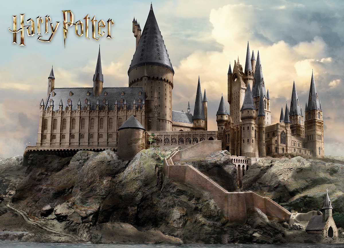 Harry Potter Hogwarts Castles Jigsaw Puzzle