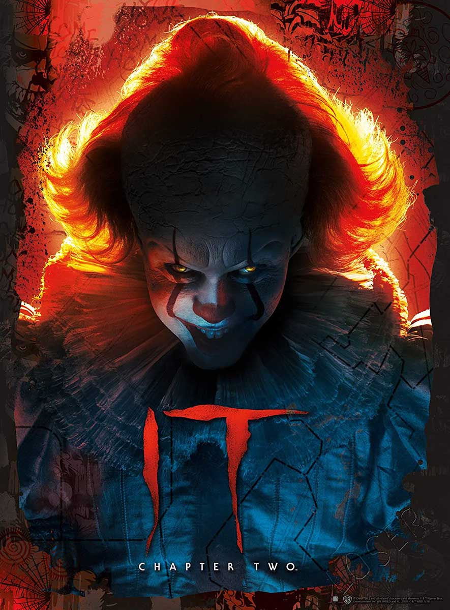 IT Chapter 2 Movies / Books / TV Jigsaw Puzzle