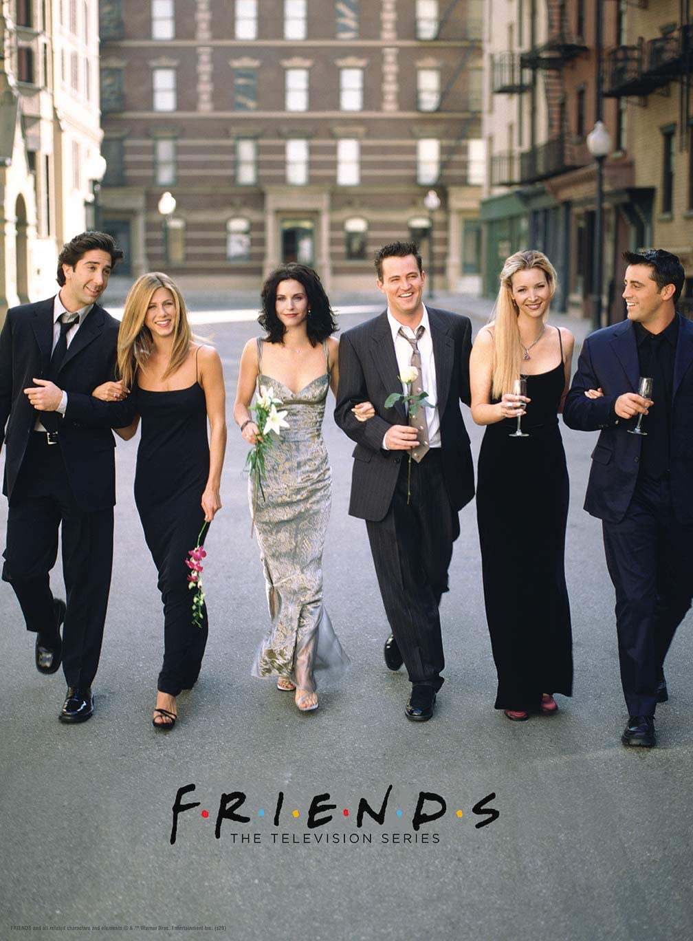 Friends Wedding Movies / Books / TV Jigsaw Puzzle